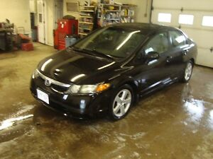 2008 HONDA CIVIC SPORT 4DR $5000 TAX'S IN CHANGED INTO UR NAME