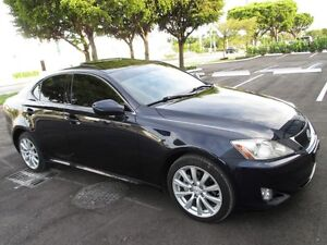 Lexus IS250 2008, Automatic, AWD, $10,500.