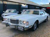 1990 Ford Thunderbird 7.5 V8 American Muscle Auto Coupe Petrol Automatic