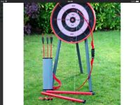 Brand new archery set
