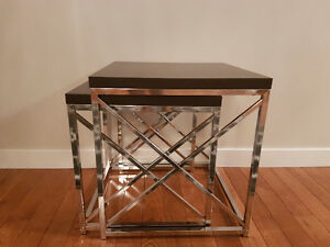 Nesting tables.