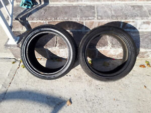 4 Low Profile Winter Tires Effiplus 205/45/16 (GREAT CONDITION)