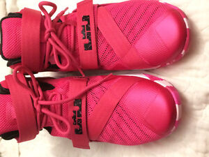 Nike LeBron Soldier 9 BCA Basketball Shoes - size 10 1/2