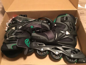 NEW Spark XR Comp Rollerblades