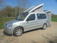 CITROEN BERLINGO 1.6Hdi FORTE LIFESTYLE DEVELOPMENTS LA PARISIENNE CAMPER A/C