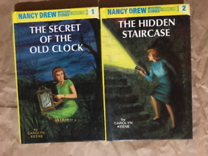 Nancy Drew/Kids Book and more
