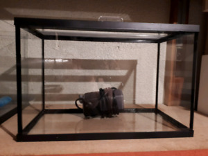 Various tank supplies for sale