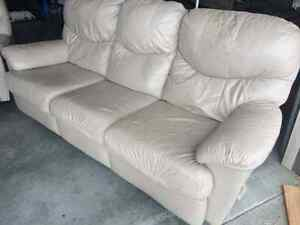 Palliser couch and chair recliner's