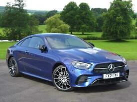 image for 2021 Mercedes-Benz E CLASS DIESEL COUPE E220d AMG Line Night Ed Premium + 2dr 9G