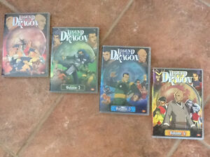 DVDs of Legend of the Dragon Cornwall Ontario image 1