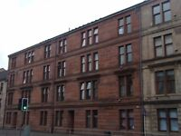 Top Floor, Traditional One Bedroom Flat in Paisley