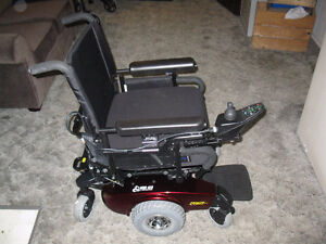 Pronto M51 Power Wheelchair like New