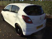 Vauxhall Corsa SRi 1.4i VVT (a/c) (white) 2013