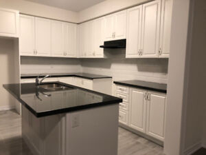 Newly built townhouse for lease