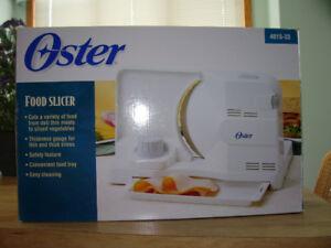 Oster Food Slicer