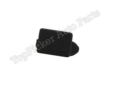 For 2005-2012 TACOMA REAR STEP BUMPER SQUARE SEALED CAP COVER OF LOWER PAD New