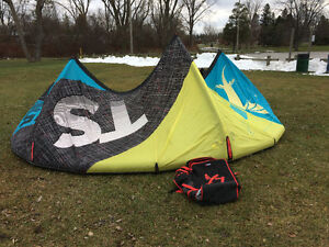 Best 2015 15m TS Kite with Bar