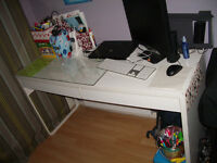 "IKEA desk ------- in excellent condition ------ 56"" x 20"" x 29"""