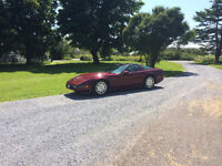 1993 Corvette 40th anniversary