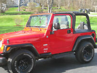 2004 Jeep Wrangler TJ columbia edition Other