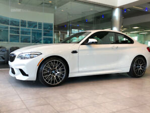 BMW M2 Competition Lease