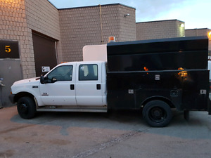 04 Ford F450 service truck