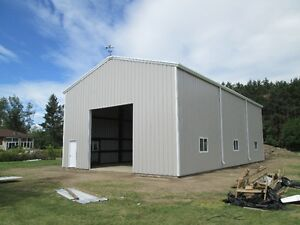 Prestige Steel Buildings, foundations and installation included!
