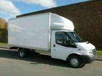 Man and luton Van hire House Office Move Rubbish Removals ikea Furniture Delivery Nationwide Europe