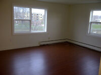 Renovated large units in great Halifax location. On bus routes