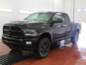 2015 Ram 3500 Laramie  - Sunroof - NAVIGATION - Alloy Wheels - $