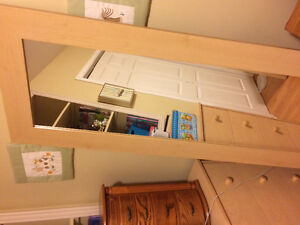Brand NEW Solid Birch Mirror 6ft tall x 3ft