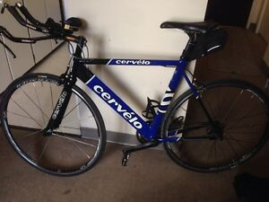 Cervelo Dual with Ultegra