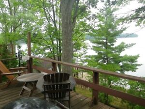 2 Bedroom Cottage for Rent - Crow Lake Ont