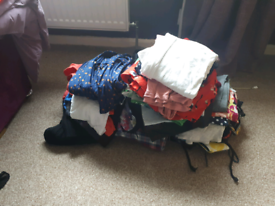 Large bundle of ladies clothes size 8