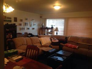 $650 shared furnished 2 bedroom porter creek