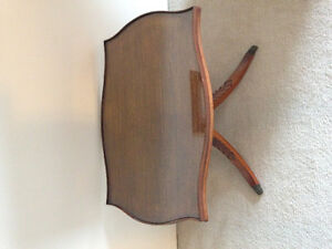 Antique Duncan fife coffee table
