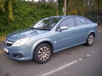 2006 Vauxhall/Opel Vectra 1.8i VVT ( 140ps ) Design