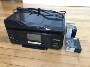 Epson Expression Premium XP-830 All-in-One Inkjet Printer