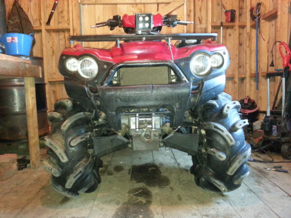 Used 2006 Kawasaki brute force