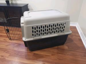 Lg Dog crate