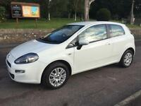 2013 13 FIAT PUNTO 1.2 EASY 3 DOOR HATCH 5 SPEED MANUAL ////////Parking Sensors