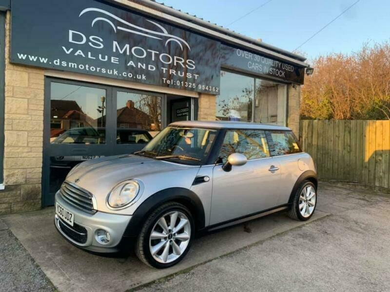201060 Mini Cooper D Diesel Free Road Tax In Darlington County