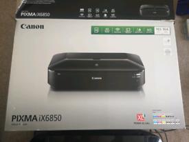 Canon PIXMA iX6850 printer