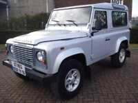 Land Rover 90s Defender 2.4 TD4 Left Hand Drive(LHD)