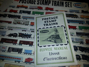 Postage train set