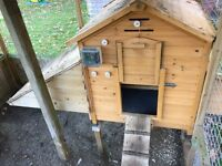 Chicken coop Sorry Now Sold