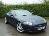 2008 JAGUAR XK 4.2 COUPE 2D AUTOMATIC