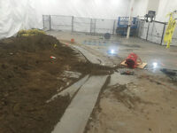 Pro-Hand Excavations Ditch/Trench,Post Holes,Footings,Walkouts