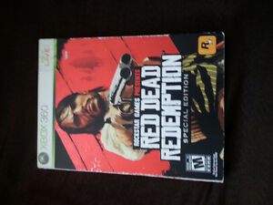 Red Dead Redemption Special Edition for Xbox 360 Negotiable