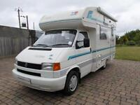 Compass Calypso VW T4 Diesel, Great 2 Berth Motorhome with low miles